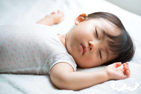 خواب زیاد کودک نشانه چیست