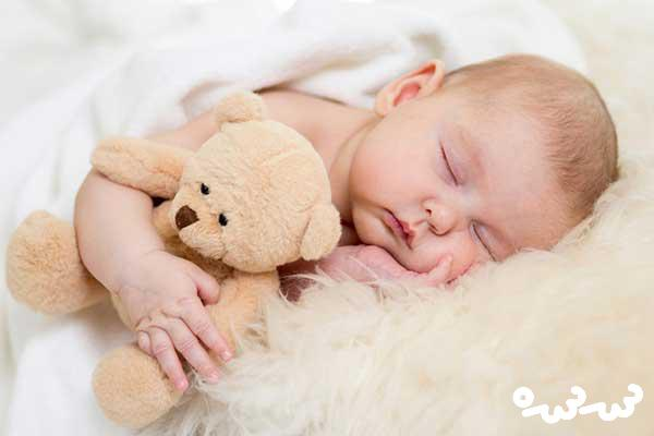 مراقبت از کودک در خواب
