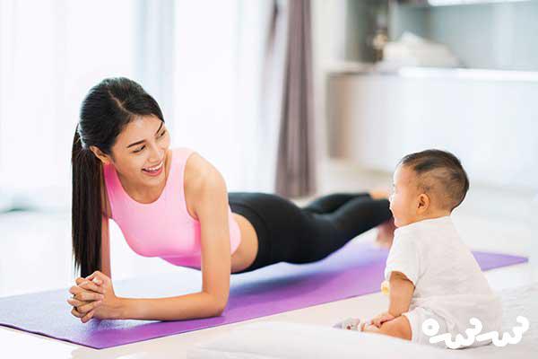 کاهش وزن در دوران شیردهی نی نی سایت
