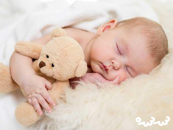 خواب زیاد نوزاد خطرناک است