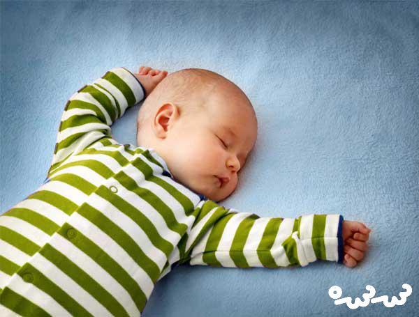 رفلاکس و بی خوابی نوزاد