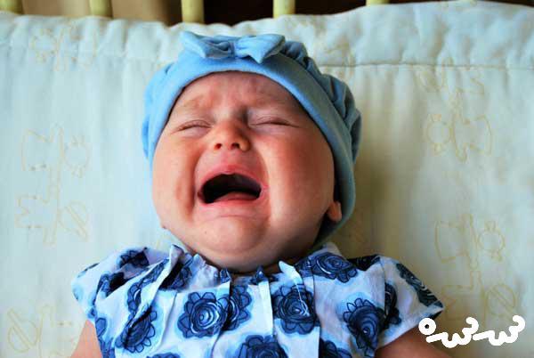 خواب نوزاد شش ماهه