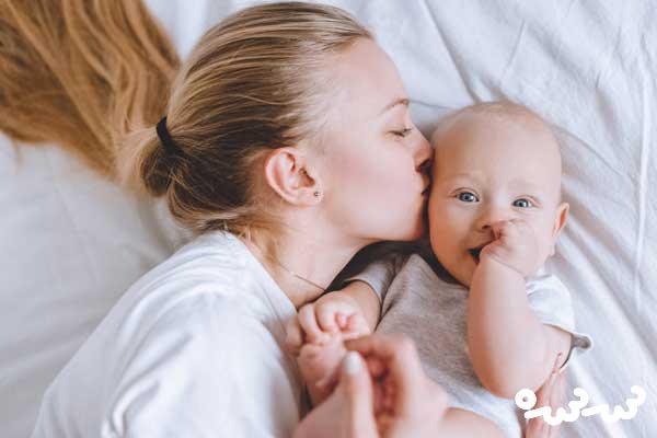 درمان خواب سبک نوزاد