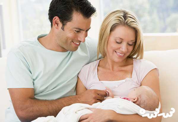 درمان سریع بی خوابی نوزاد
