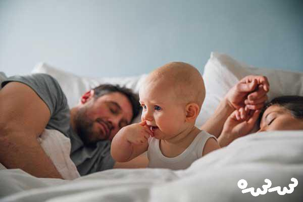 تنظیم خواب نوزاد ۶ ماهه