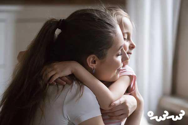 تاثیر عصبانیت مادر بر کودک