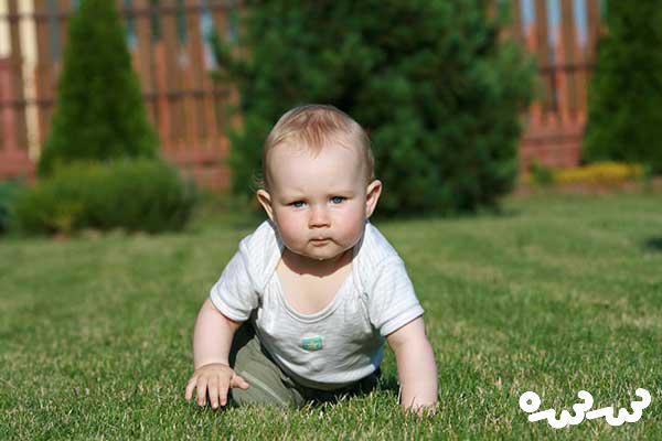 تاخیر در راه رفتن کودک