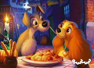 انیمیشن سگ های ولگرد بانگو
