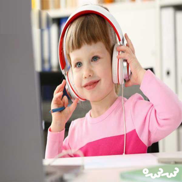 آموزش آنلاین مهد کودک