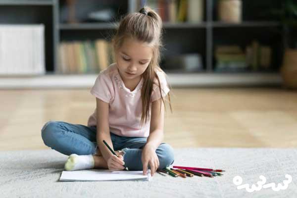کتاب کودکان خود را بسازید